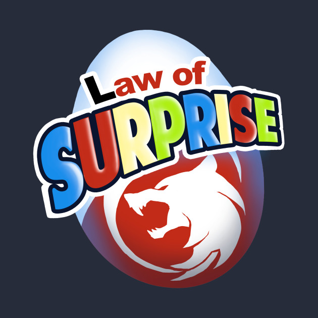 Law of surprise