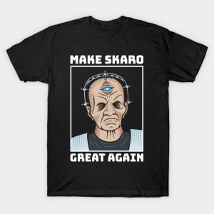 Make Skaro Great Again T-Shirt