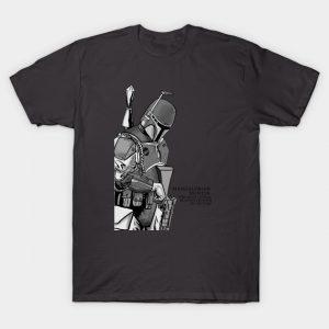 Mandalorian Hunter T-Shirt