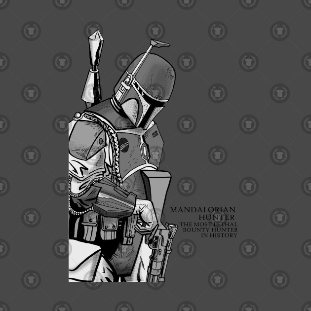Mandalorian Hunter