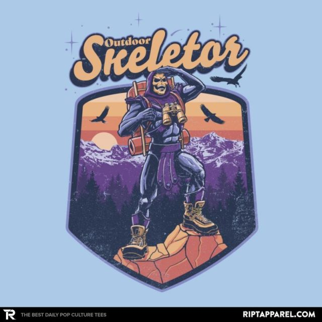 OUTDOOR SKELETOR