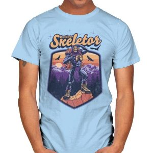 OUTDOOR SKELETOR T-Shirt