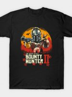 Red Bounty Hunter T-Shirt