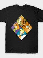 Retro Scooby T-Shirt