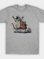 Reversal Wall T-Shirt