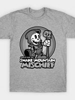 Snake Mountain Mischief T-Shirt