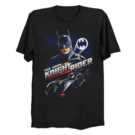 The Dark Knight Rider T-Shirt