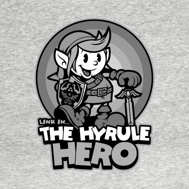 The Hyrule Hero