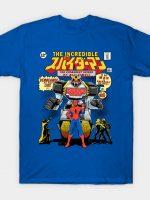 The Incredible Supaidaman T-Shirt