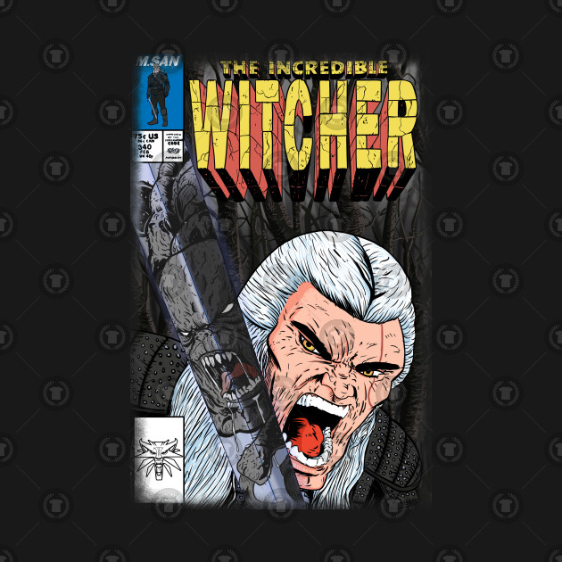 The Incredible Witcher