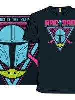 The Rad Dad T-Shirt