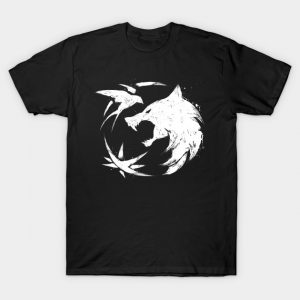 The Witcher symbol T-Shirt