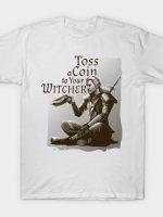 Toss a Coin v.1 T-Shirt