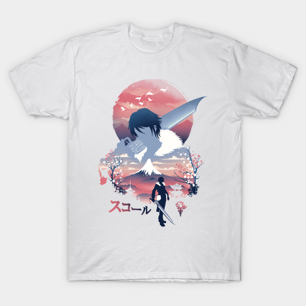Squall Leonhart T-Shirt