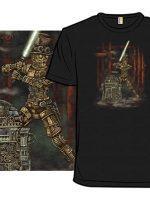 Victorian Battle Droids T-Shirt
