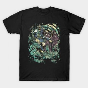 Welcome to the jungle Predator T-Shirt
