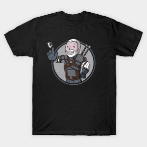 Geralt of Rivia T-Shirt