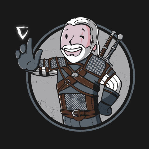 Witcher Boy