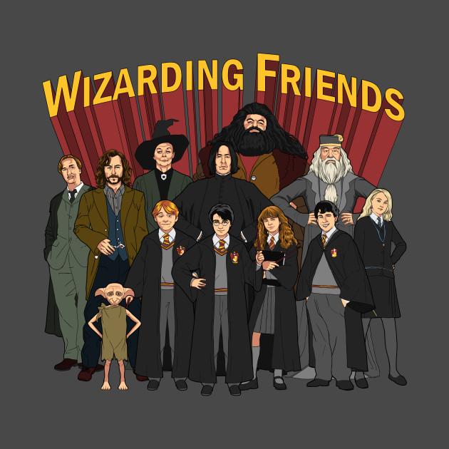 Wizarding Friends