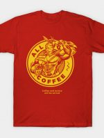 All Might Coffee 2 T-Shirt