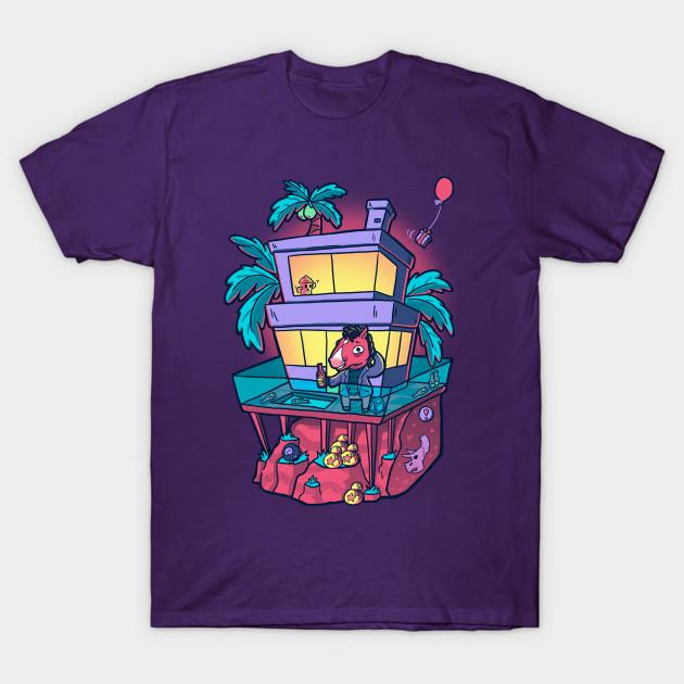 Bojack Crossing T-Shirt