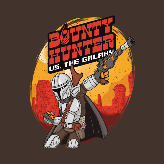Bounty Hunter vs The Galaxy