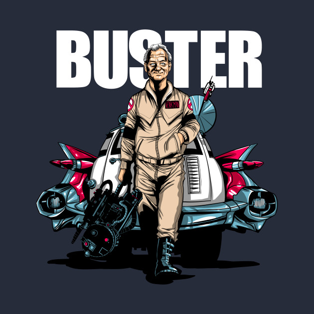 Buster Text