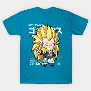 CHIBI: SUPER GHOST KAMIKAZE ATTACK T-Shirt