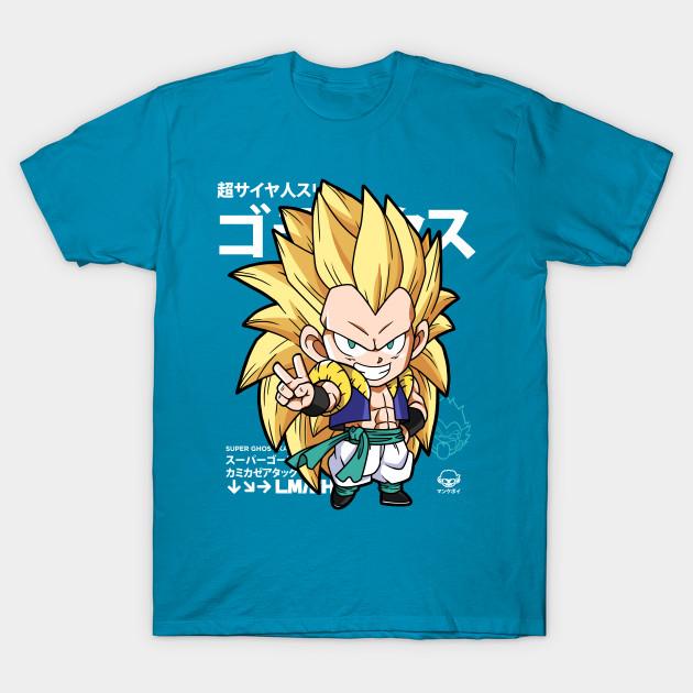 CHIBI: SUPER GHOST KAMIKAZE ATTACK T-Shirt