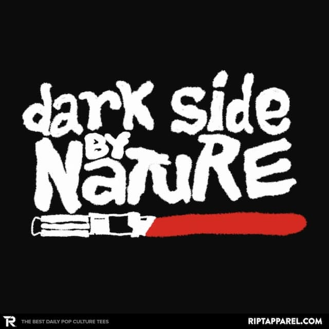 Dark Side of Nature