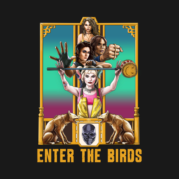 Enter the Birds