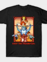 Enter the Thundercats T-Shirt