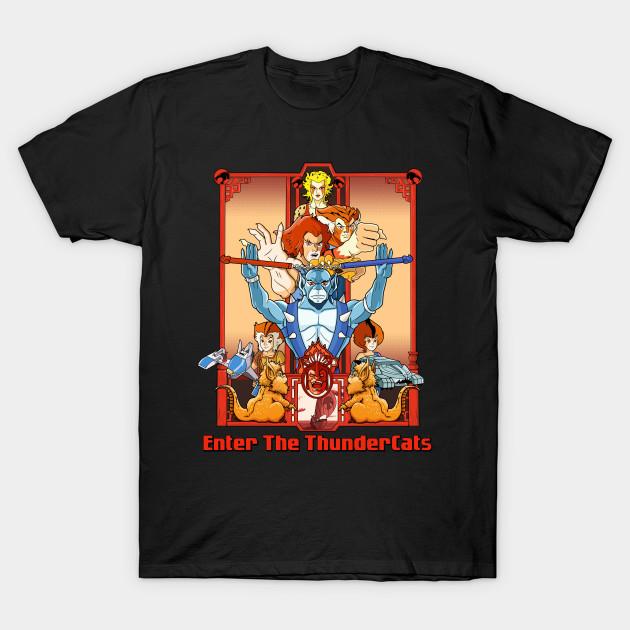 Enter the Thundercats T-Shirt