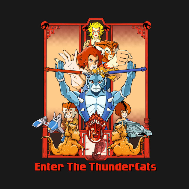Enter the Thundercats