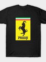 PHILLIP V FERRARI T-Shirt