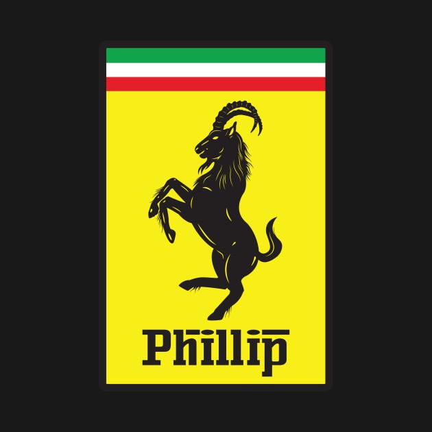 Ferrari Phillip Color