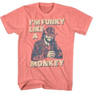 Funky Like A Monkey Macho Man