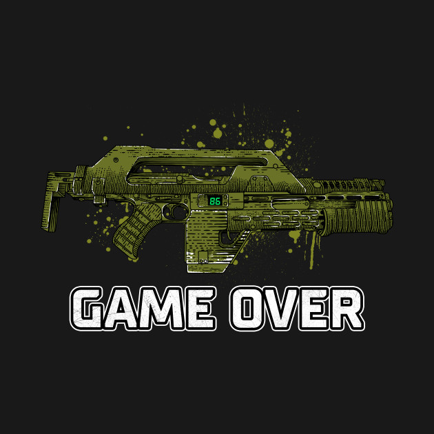Game Over Marines