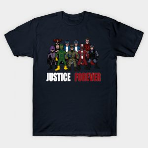 Justice forever