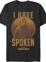 Kuiil I Have Spoken T-Shirt