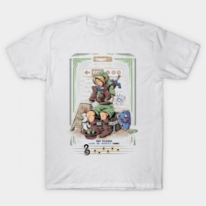 Link Sad Song T-Shirt