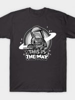 Mando in... This is the Way T-Shirt