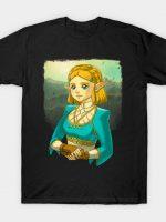 Mona Zelda T-Shirt