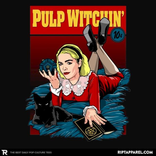 PULP WITCHIN