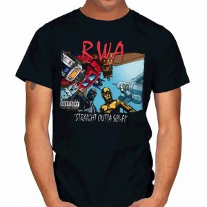 ROBOTS WITH ATTITUDE T-Shirt