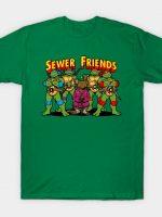 Sewer Friends T-Shirt