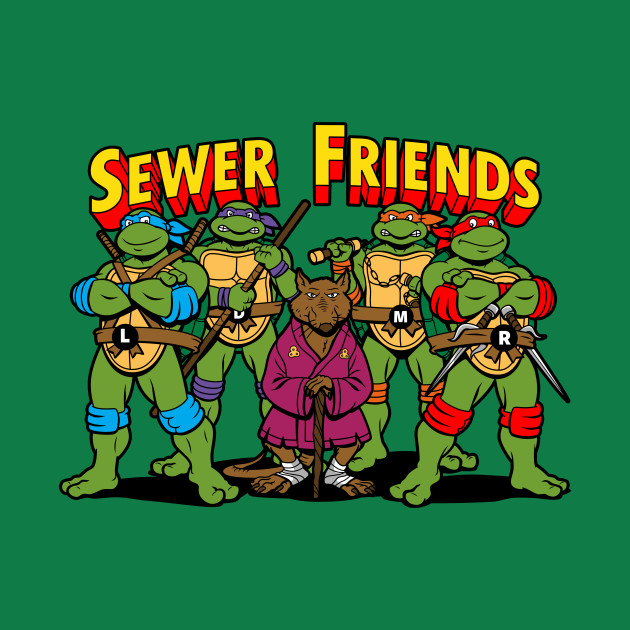 Sewer Friends