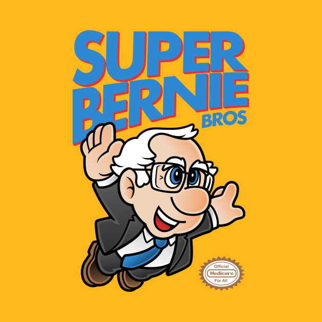 Super Bernie Bros