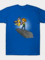 The Digi King of Friendship T-Shirt