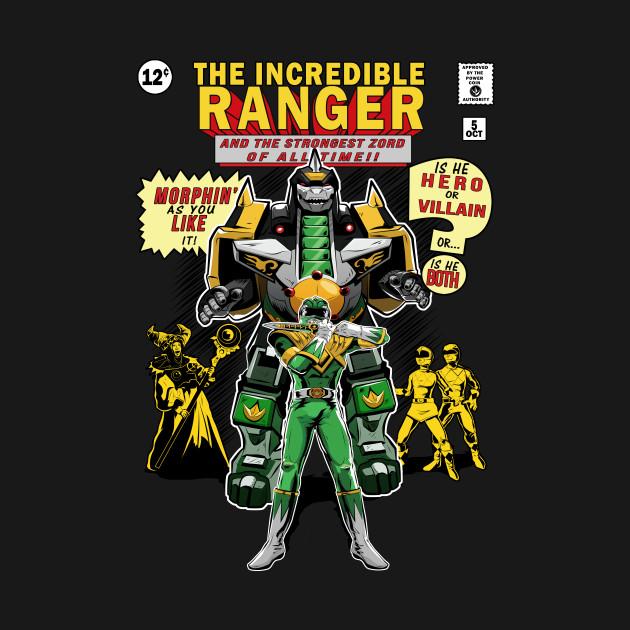 The Incredible Ranger